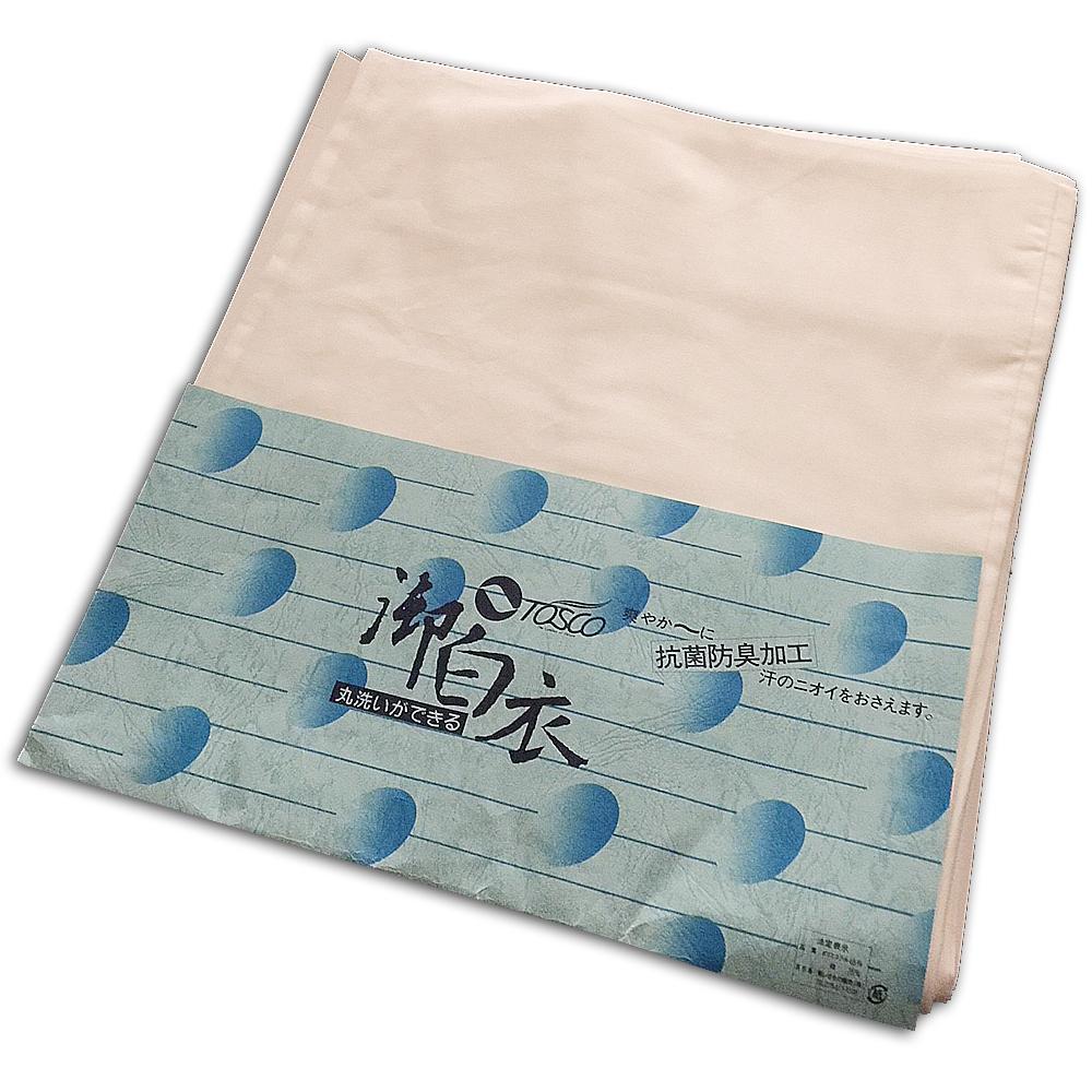 夏用 テト麻白衣 14,300円