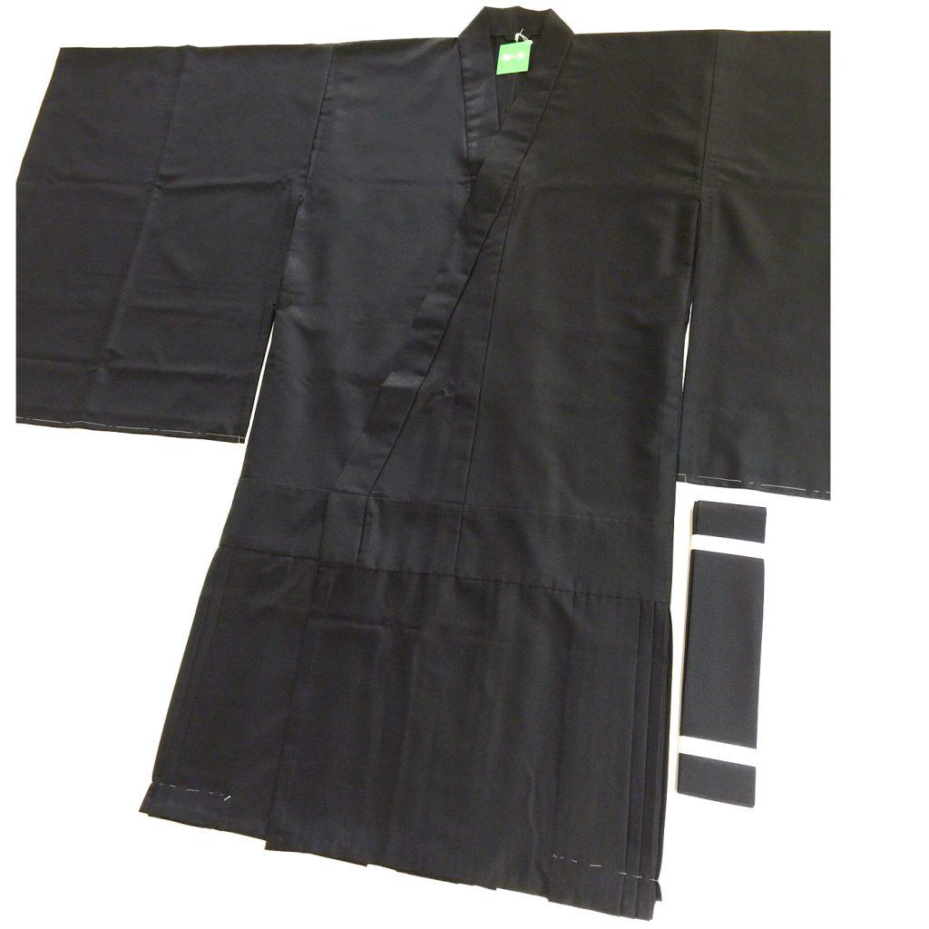 本願寺派用 合冬用 明宝羽二重黒衣 35,000円 既製品